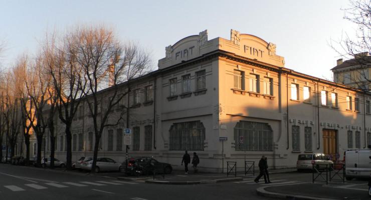 FIAT Corso Dante