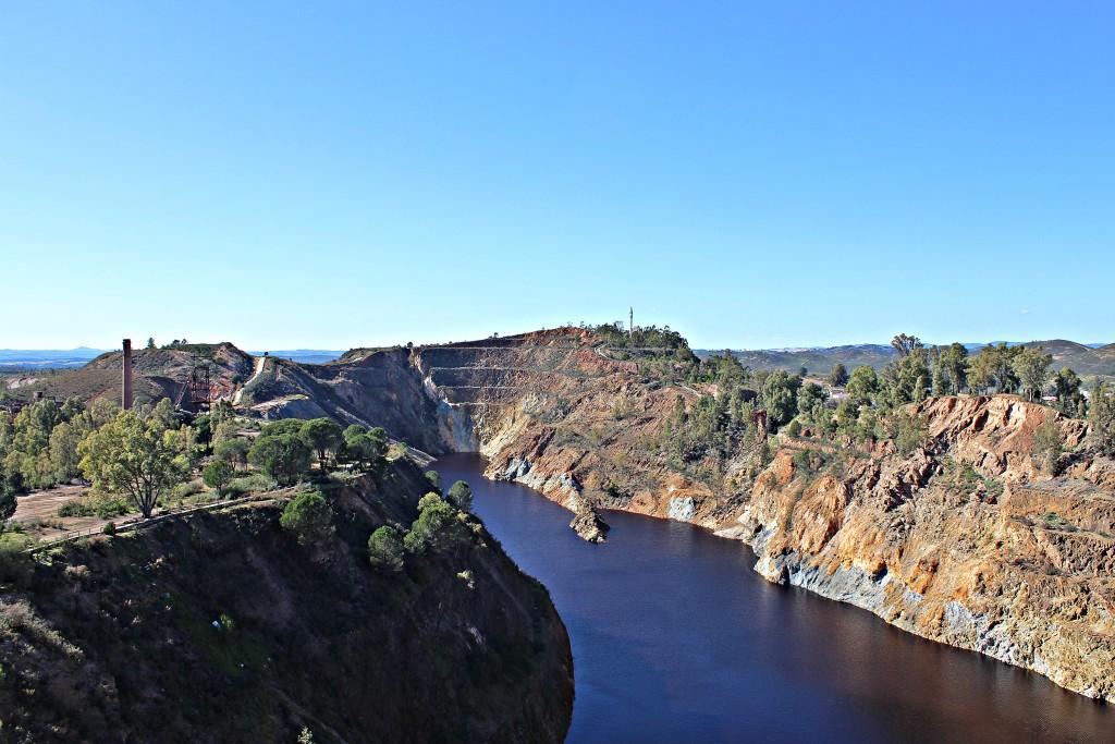 Miniera de La Zarza (Calañas, Andalusia)