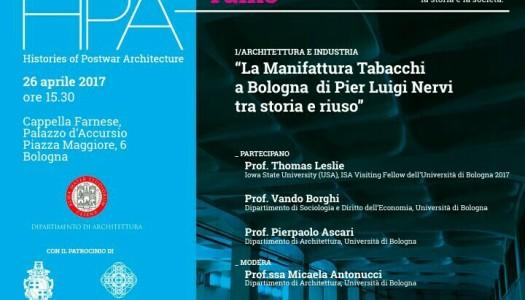 La Manifattura Tabacchi a Bologna di Pier Luigi Nervi tra storia e riuso