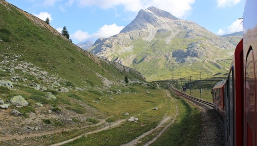 Ferrovia Retica: la Linea del Bernina