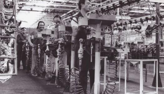 «Una via di libertà». La fabbrica.